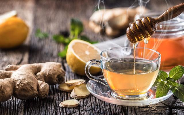 Ingverjev čaj in zdravilni učinki