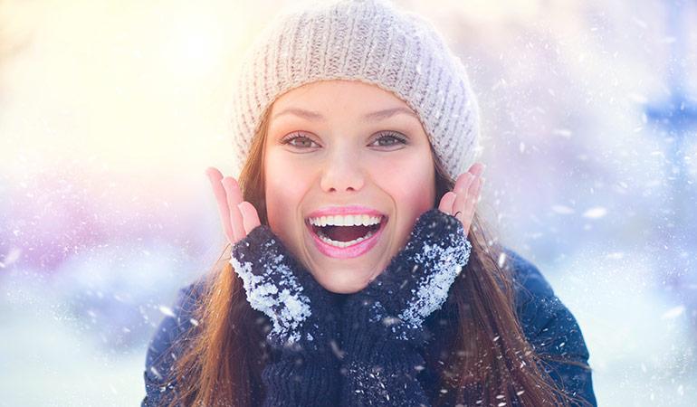 Zaščita kože pred mrazom