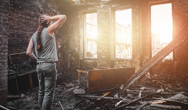 Zakaj zavarovati hišo?