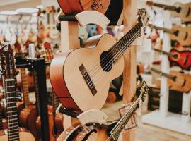 Trgovina z glasbili