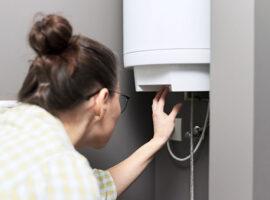 Segrevanje sanitarne vode z bojlerjem
