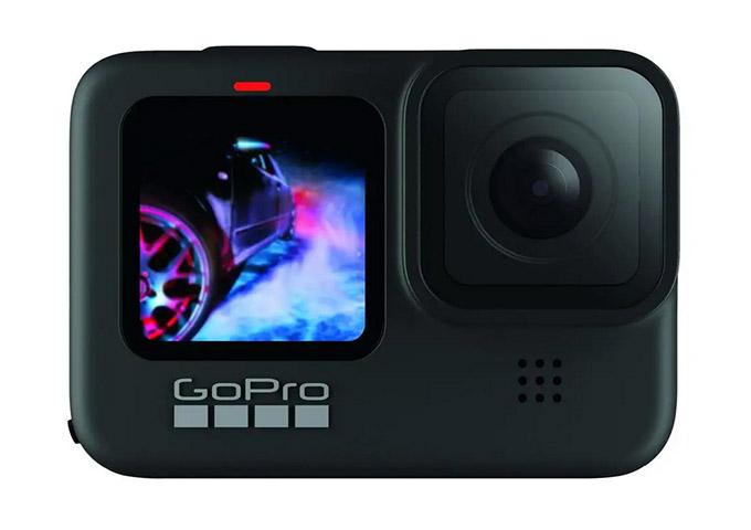 GoPro kamera Hero9 Black (spredaj)
