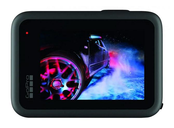 GoPro kamera Hero9 Black (zadaj)